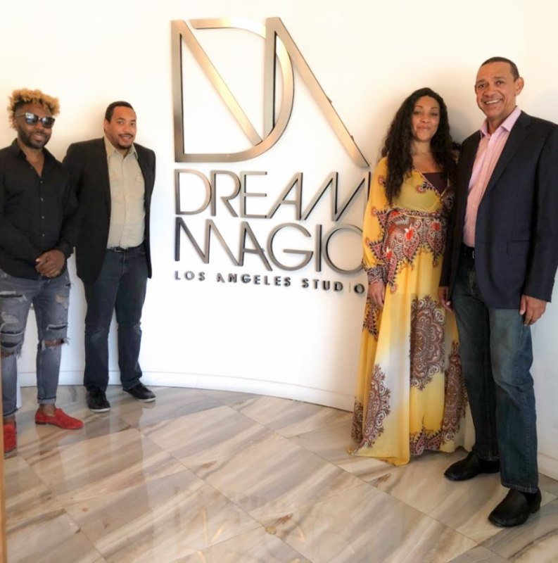 Silverbird Group ventures in association with his Dream Magic Studios.