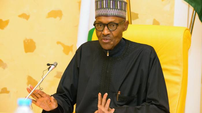 President Muhammadu Buhari [Photo: © AFP]