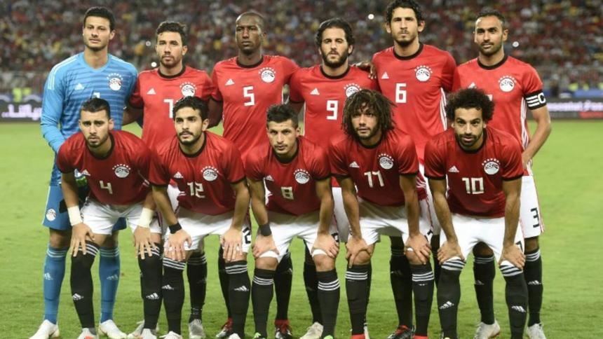 Egypt national team 2019