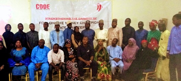 CODE holds capacity enhancing training for Borno budget trackers