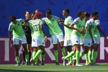 FIFA Women's World Cup, Nigeria - South Korea