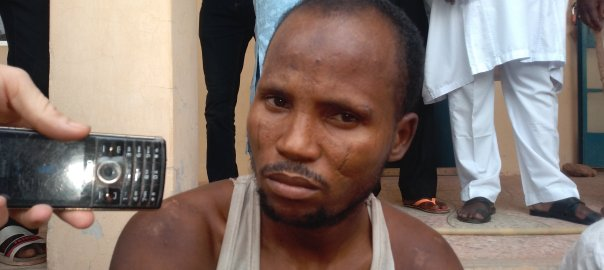 Police arrest Jigawa's 'most wanted robber' who says he's well liked by women