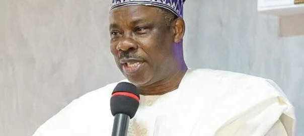 Former Governor Amosun claims there are armouries in most Governor Lodges in Nigeria