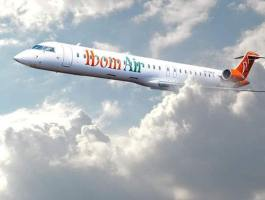 Ibom Air hits the sky