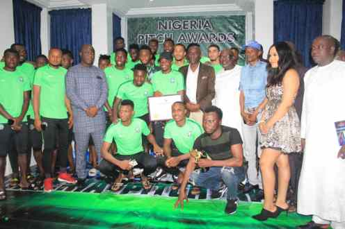 Nigeria Pitch Awards