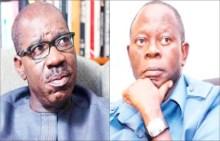 Obaseki and Oshiomhole