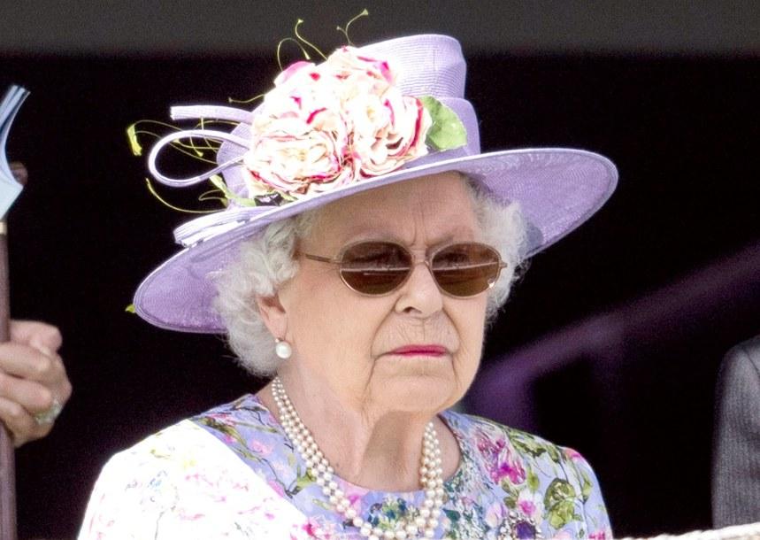 Queen Elizabeth II [Photo: Vanity Fair]