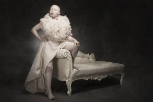 The White Ebony exhibition is aimed at fostering a better life for persons with albinism