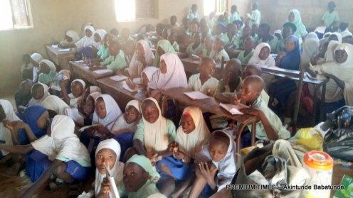 Unguwan Wajen Lalle Primary School, Lafia 3 Kofar Hausa Primary School (Nasarawa)