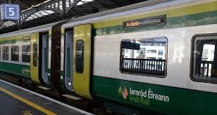 Train [Photo Credit: irishtimes.com]