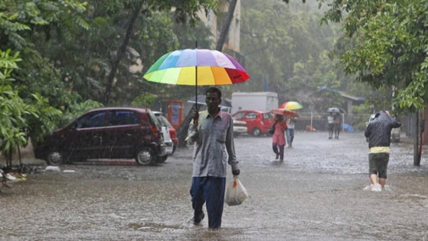 Reflecting on India's Monsoon Rains [Photo: Public Radio International]