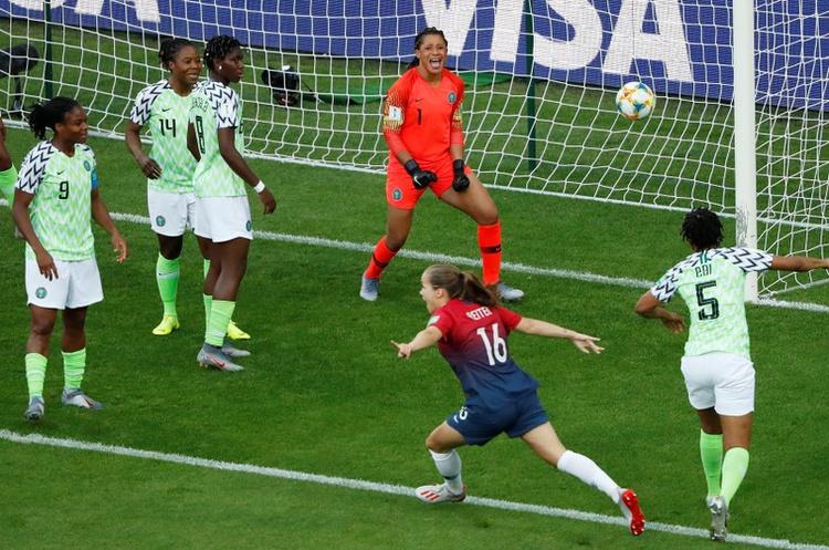 Norway VS Nigeria [Photo: WHTC.com]