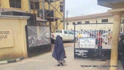 Adeoyo Hospital, Ibadan