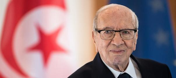 President Beji Caid Essebsi was Tunisia's first democratically elected leader [File: Bernd von Jutrczenka
