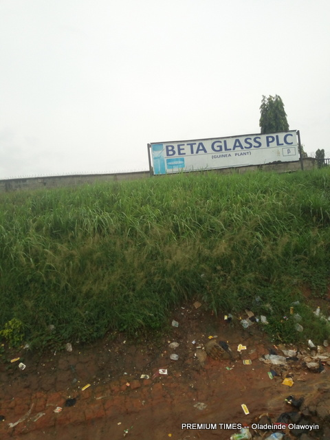 Beta Glass Company