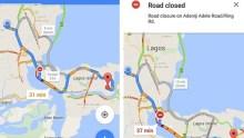 Google Maps Nigeria