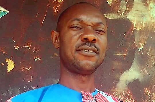 Charles Ekene, a prison inmate awaiting trial