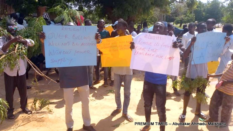Protesters besiege Jigawa KEDCO office over poor electricity supply