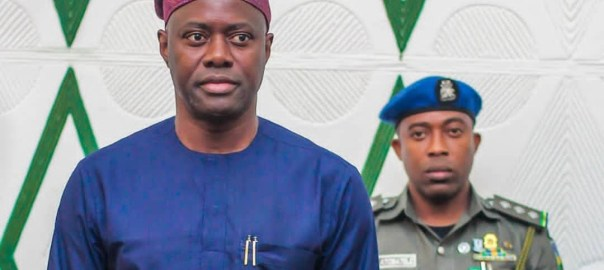 Seyi Makinde: Oyo State Governor