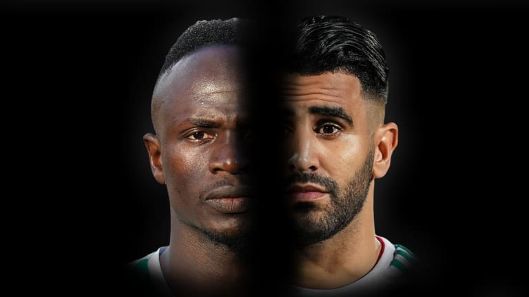 Mane and Mahrez. [PHOTO CREDIT: FIFA.com]