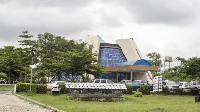 NASRDA building (Photo Credit: The Guardian)