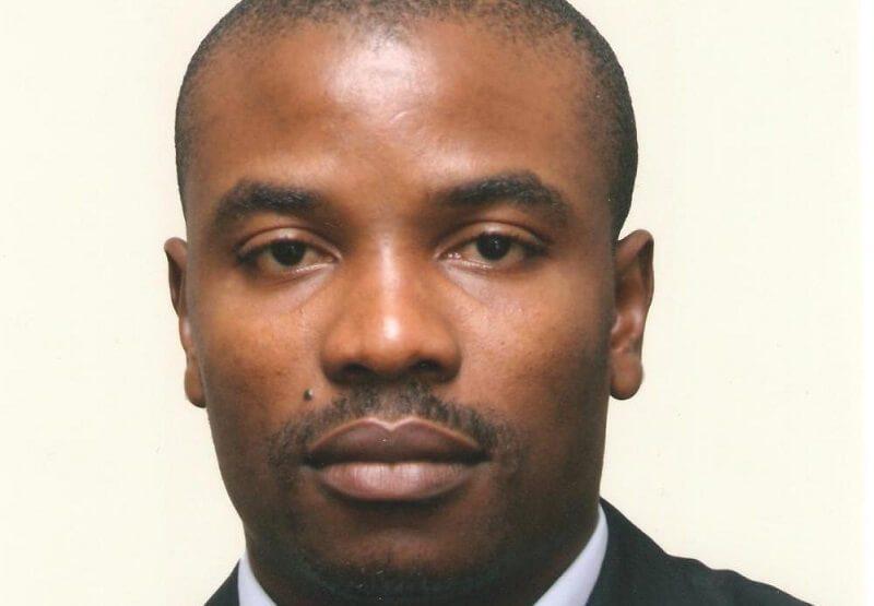 The journalist, Oke Epia
