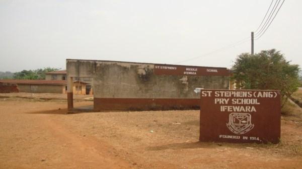 PRIMARY SCHOOL ADEBOYE ATTENDED
