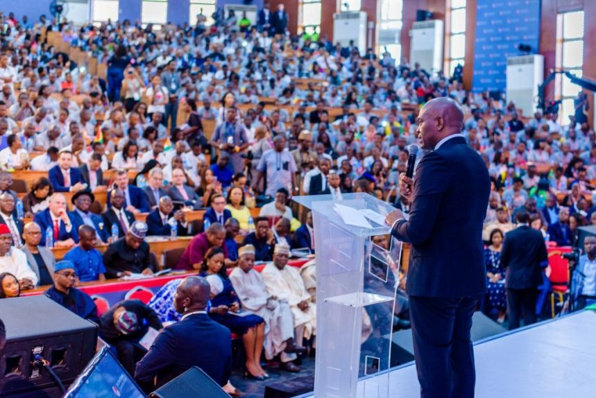Tony Elumelu Foundation. [PHOTO CREDIT: Official website of the Tony Elumelu Foundation]