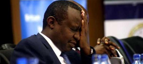 Kenya's finance minister, Henry Rotch [PHOTO CREDIT: Bizna Kenya]