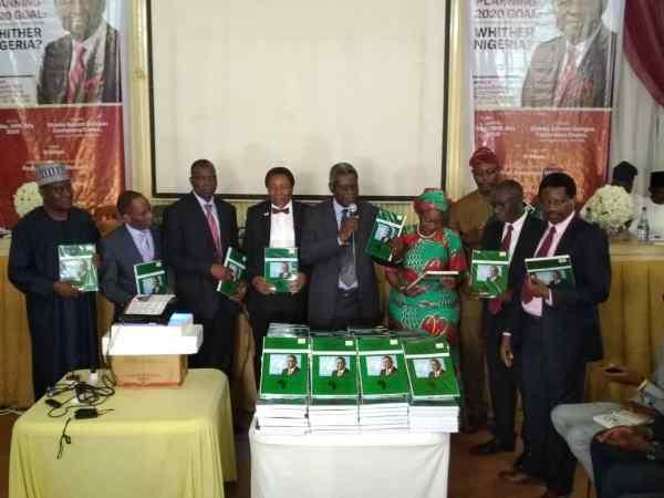 Launch of commemorative edition of Professor Oshotimehin's journal