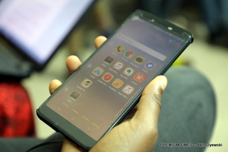 Mobile phone, smart phone, phone, network, MTN, Glo, Airtel