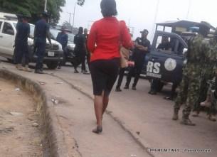 RevolutionNow: Ibadan protest