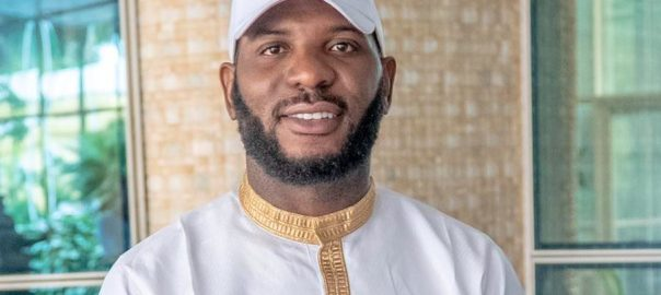 Mustapha Audu, son to late Prince Abubakar Audu and Kogi State governorship aspirant.