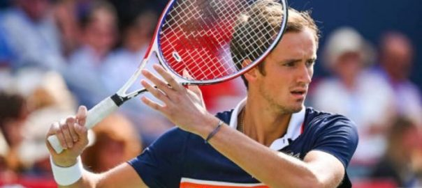 Daniil Medvedev [Photo: Sky Sports]