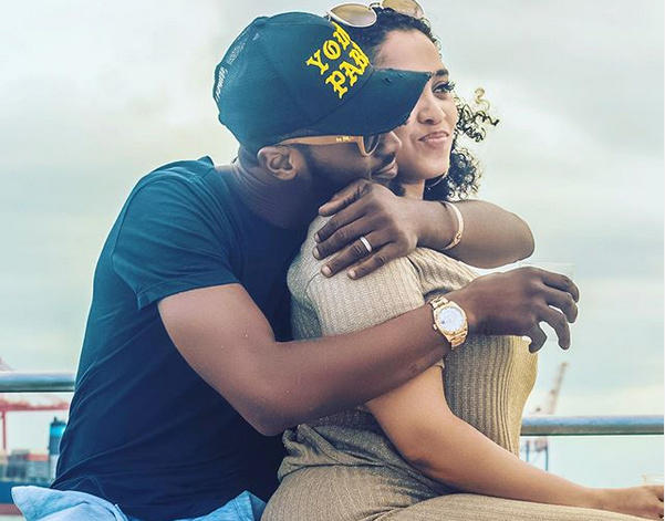 DBanj and his wife Didi Lineo. [PHOTO CREDIT: Instagram page of DBanj]