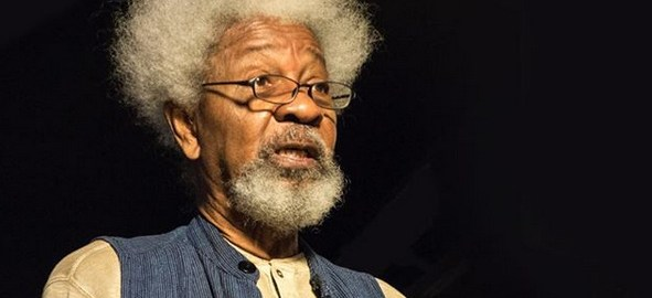 Nobel laureate Wole Soyinka. [PHOTO CREDIT: Official Instagram account of Wole Soyinka]