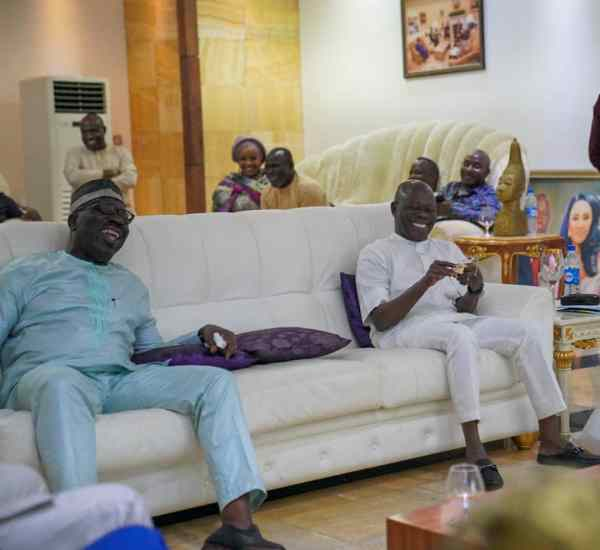 Governor Obaseki visits Adams Oshiomhole1