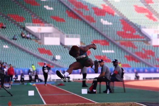 Grace Anigbata (Photo Credit Making of Champions)