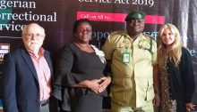 """Participants at the workshop described the law as """"an extraordinary piece of legislation."""" Photo credit: Ifeoluwa Adediran"""