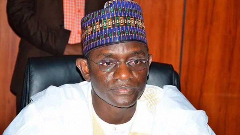 Yobe State Governor, Mai-Mala Buni