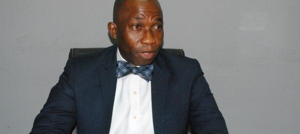Nigerian Copyright Commission (NCC), John Asein