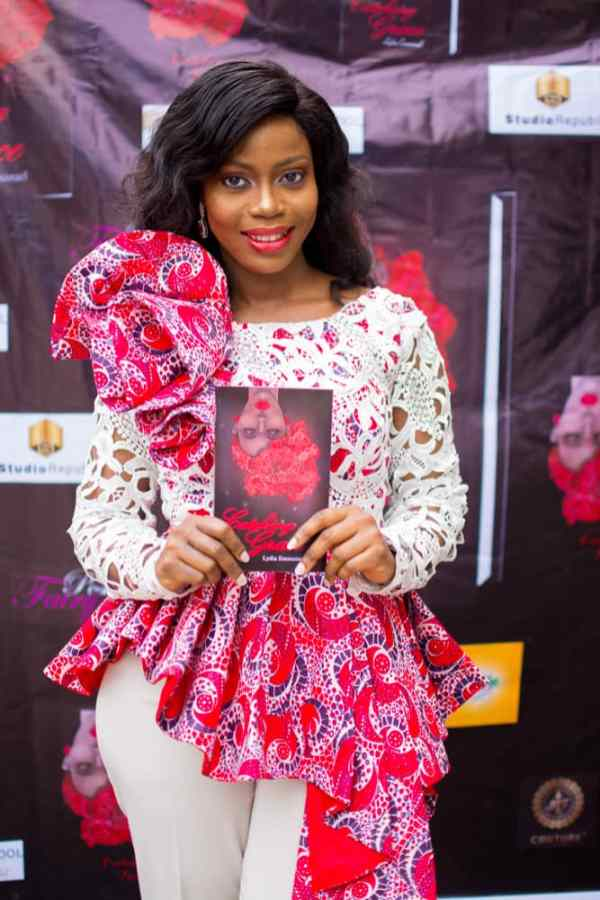 Nigerian filmmaker, Ololade Okedare, has written a sexual and domestic abuse themed novel titled Catching Grace