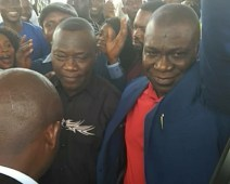 Ekweremadu returns to Nigeria