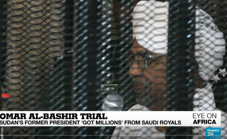 Sudan's ousted president Bashir 'got millions from Saudi royals'