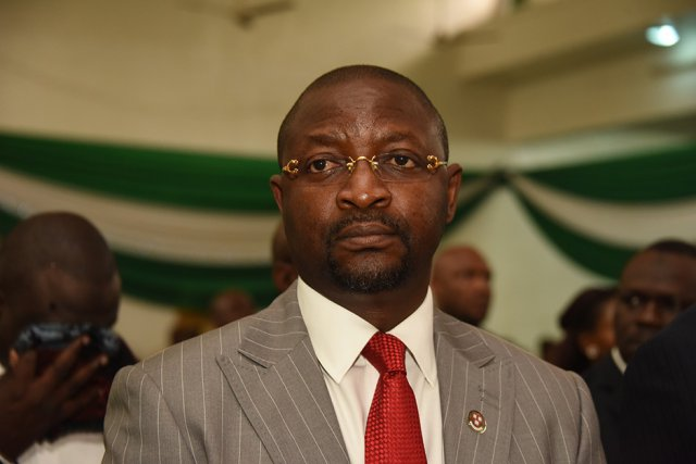 Sunday Dare, Minister of Youth and Sports Development [Photo: NCC]