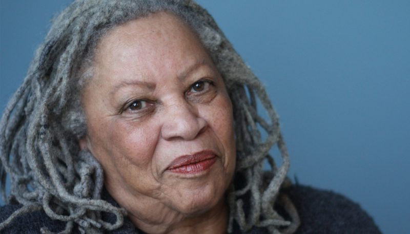 Toni Morrison (Photo Credit: USA Today)