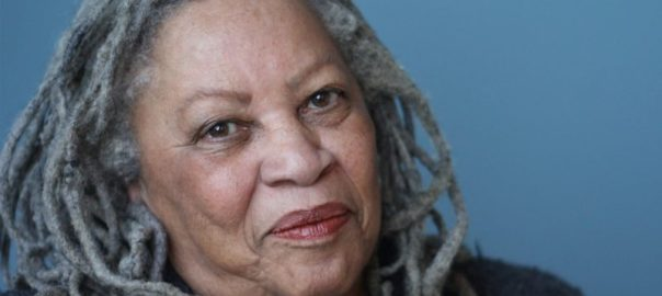Toni Morrison (Photo Credit: USA Today)