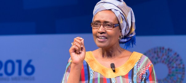 Winnie Byanyima [Photo: Softpower]