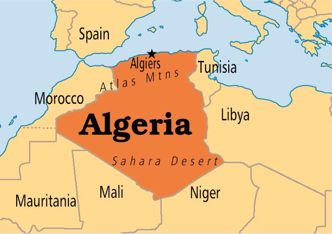 Stampede at rap concert leaves five dead in Algeria ...