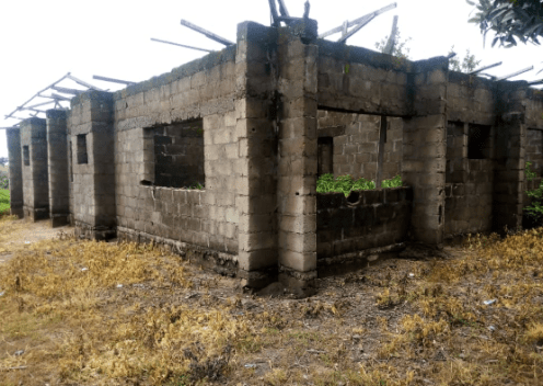 The abandoned health facility project